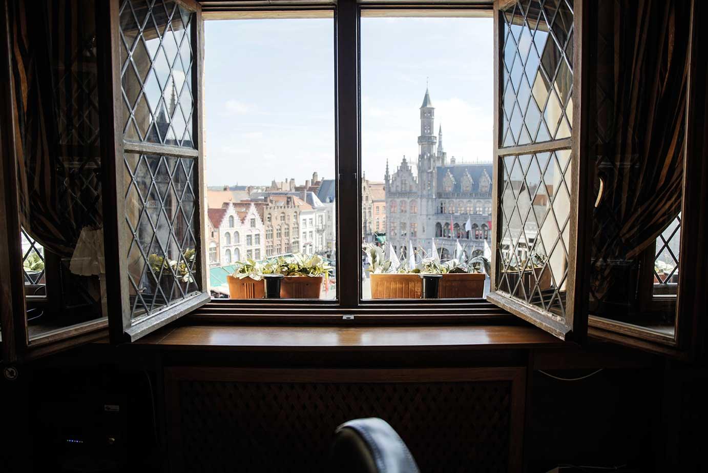 Brugge - Bed&Breakfast - B&B Huyze Die Maene